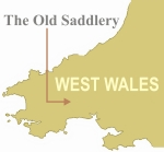 The Old Saddlery - Pembrokeshire West Wales